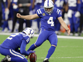 Adam Vinatieri drills game-winning FG as time expires