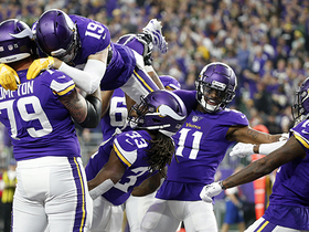 Vikings unveil limbo celebration after Cook's first TD of 2018