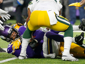 Vikings take advantage of Packers' huge special teams blunder