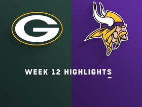 Packers vs. Vikings highlights | Week 12