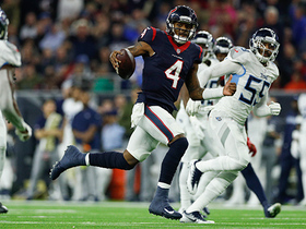 Deshaun Watson channels Michael Vick on 34-yard run
