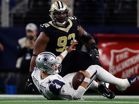 Saints' third-down sack halts Cowboys' promising opening drive