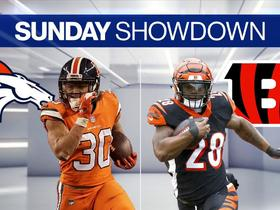 Sunday showdown: Key matchups in Week 13 | NFL Fantasy Live