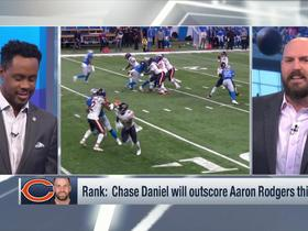 Battle of fantasy hot takes for Week 13 | NFL Fantasy Live