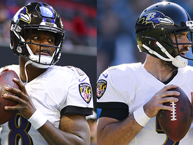 Rapoport: Flacco and Jackson likely to share snaps vs. Chiefs