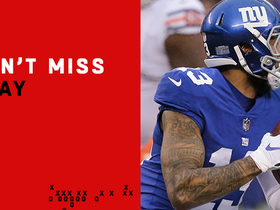 Can't-Miss Play: OBJ launches second TD pass of 2018