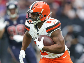 Nick Chubb hits the cutback lane for Browns' first TD