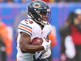 Tarik Cohen tracks down deep pass for 46 yards