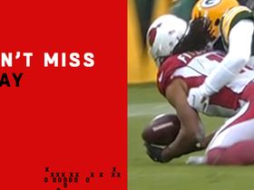 Can't-Miss Play: Larry Fitz's best diving catch ever?
