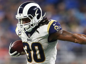 Gurley makes excellent read on 36-yard rush