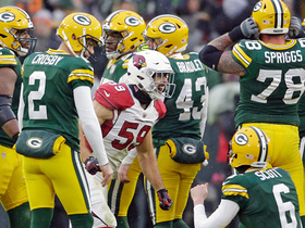 Mason Crosby misses FG as time expires