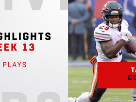 Cohen's top plays from 187-yard day vs. Giants | Week 13