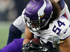 Eric Kendricks picks off Brady on nice read