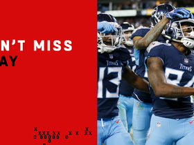 Can't-Miss Play: Corey Davis powers in for game-winning TD