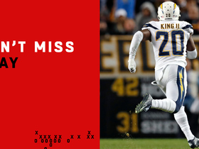 Can't-Miss Play: King zig-zags for 73-yard punt-return TD