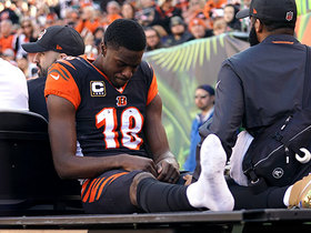 Bengals place A.J. Green on season-ending IR