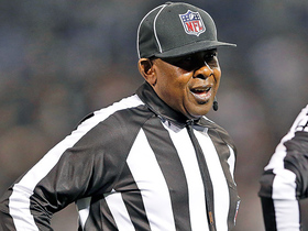 NFL places official Roy Ellison on administrative leave following incident with Jerry Hughes