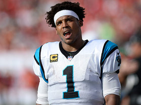Rapoport on Cam: 'No indication' that he will miss Sunday's game vs. Browns
