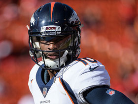 How Emmanuel Sanders' season-ending injury happened