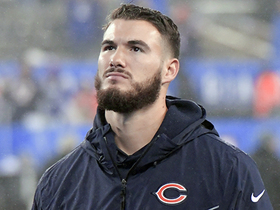 Rapoport: Mitchell Trubisky will be back starting for Bears vs. Rams