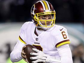 Can Mark Sanchez keep the Redskins in the NFC playoff race?