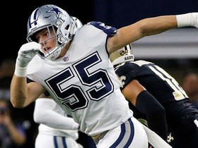 Billick: Vander Esch and Co. have made Dallas' defense 'top five'
