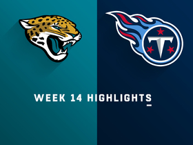 Jaguars vs. Titans highlights | Week 14