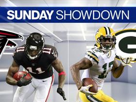 Can Davante Adams outscore Julio Jones? | NFL Fantasy Live