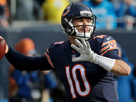 Dales: Mitch Trubisky 'back to 100 percent'