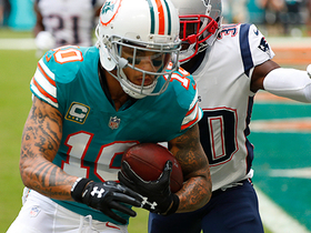 Kenny Stills beats McCourty to corner for TD