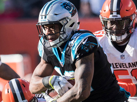DJ Moore sheds defenders to extend 40-yard catch
