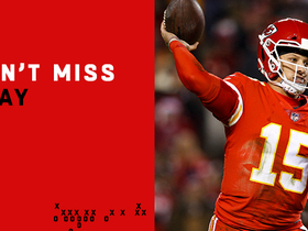 Can't-Miss Play: Patrick Mahomes unveils no-look pass