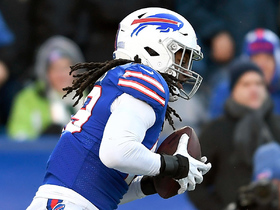 Tremaine Edmunds records first-career INT on Sam Darnold