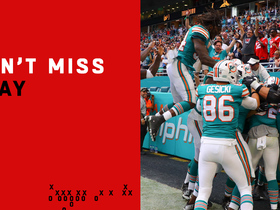 Can't-Miss Play: The Miami Miracle! 'Fins pull off hook-and-ladder walk-off TD