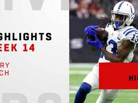 Every catch from T.Y. Hilton's 199-yard day | Week 14