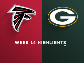 Falcons vs. Packers highlights | Week 14