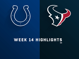 Colts vs. Texans highlights | Week 14