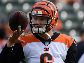 Clock hits zero before Bengals have chance at final play
