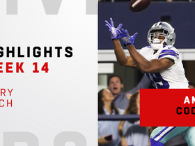 Every catch from Amari Cooper's 217-yard, 3 TD day | Week 14