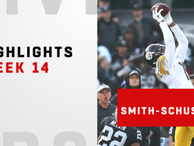 JuJu's top plays from 130-yard day in Oakland | Week 14