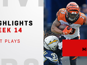 Best plays from Joe Mixon's 138-yard game | Week 14