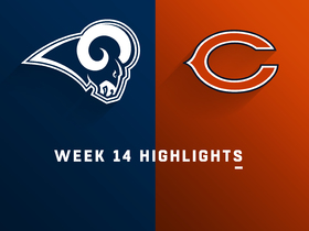 Rams vs. Bears highlights | Week 14