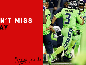 Can't-Miss Play: Wilson shows off his wheels on HUGE 40-yard run