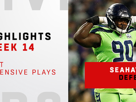 Best defensive plays from Seahawks' big win | Week 14