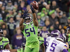 Should Bobby Wagner have been flagged on his FG block vs. the Vikings?