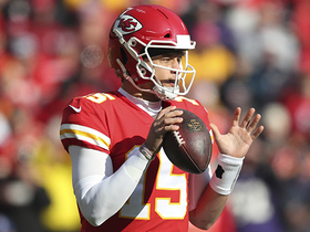 Ruiz: Mahomes expects to see different looks from defense