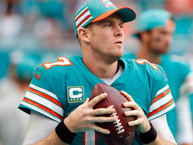 Rapoport: Tannehill still uncertain Sunday vs. Vikings