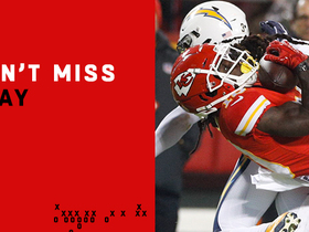 Can't-Miss Play: Hill shimmies seamlessly after HUGE catch