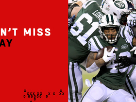 Can't-Miss Play: Jets push the pile for go-ahead touchdown