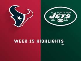 Texans vs. Jets highlights | Week 15